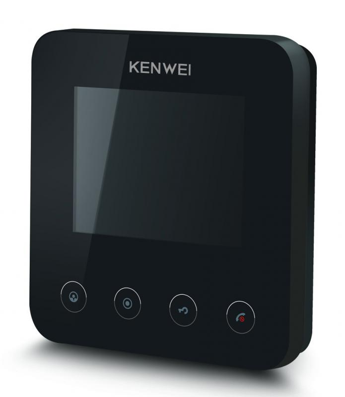KW-E401FC черный