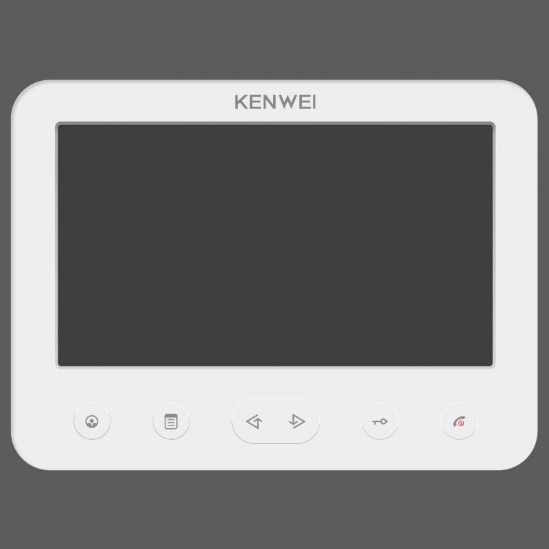 KW-E706FC-W100 белый