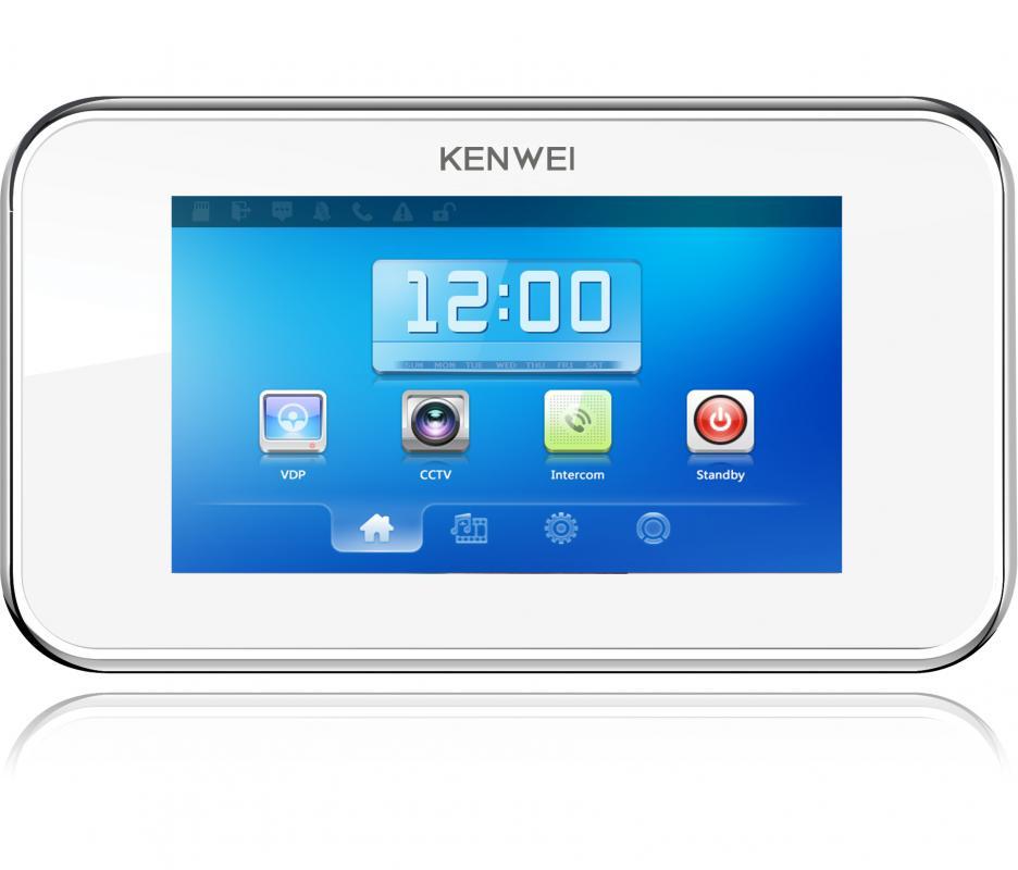 KW-S702TC белый тач скрин