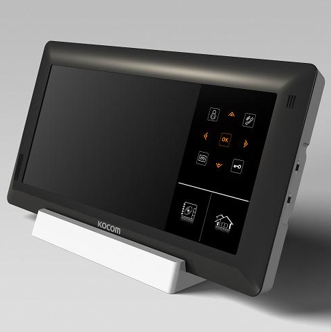KVR-A510 черный XL (встроенныйDVR)