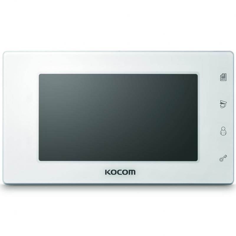 KCV-544 белый зеркальный