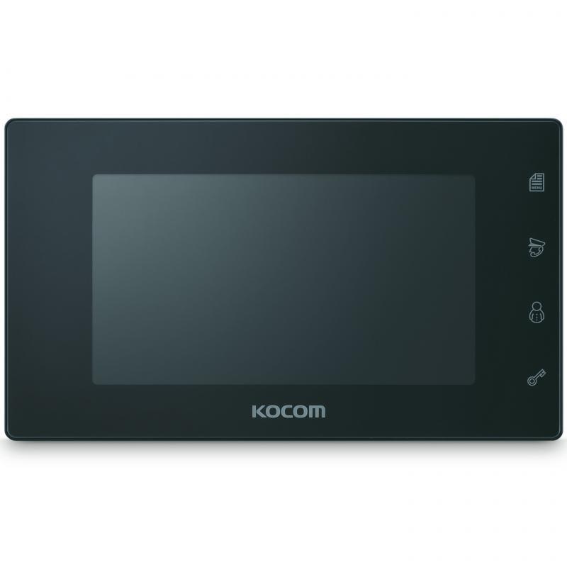 KCV-544 черный зеркальный