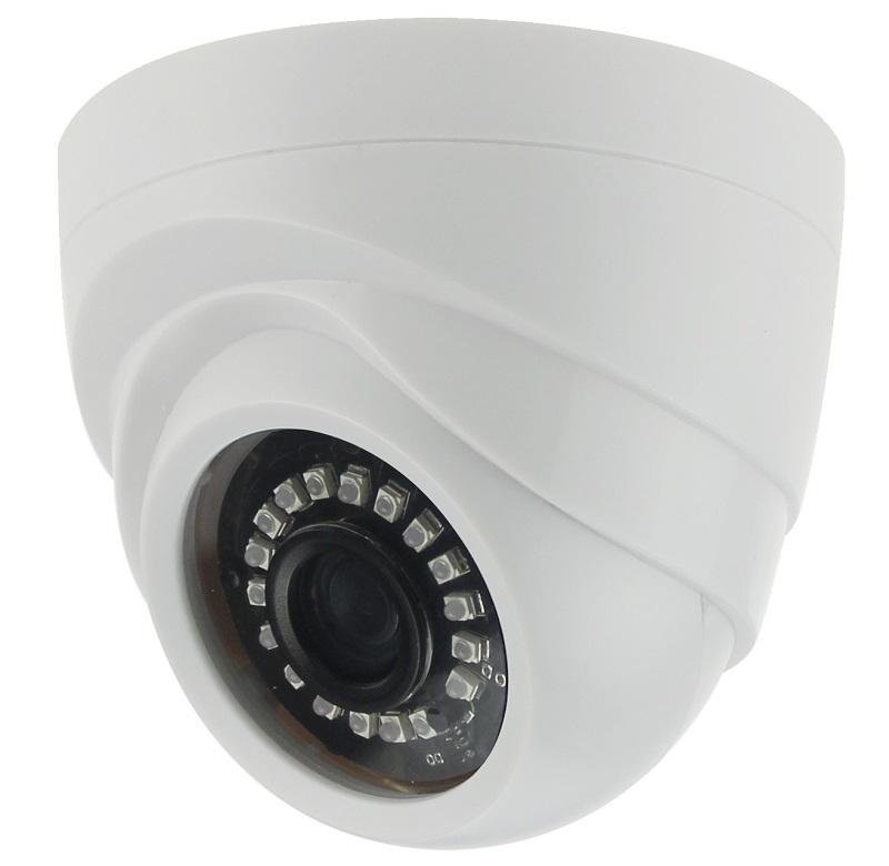 Купольная IP камера J2000-HDIP24Dpi20 (2,8)