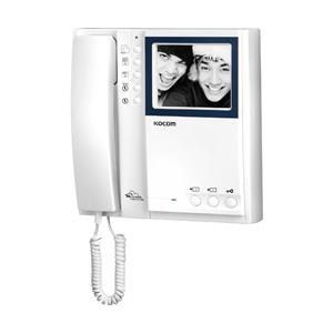 KVM-524RG/JSB-V05M комплект видеодомофона с вызывной панелью