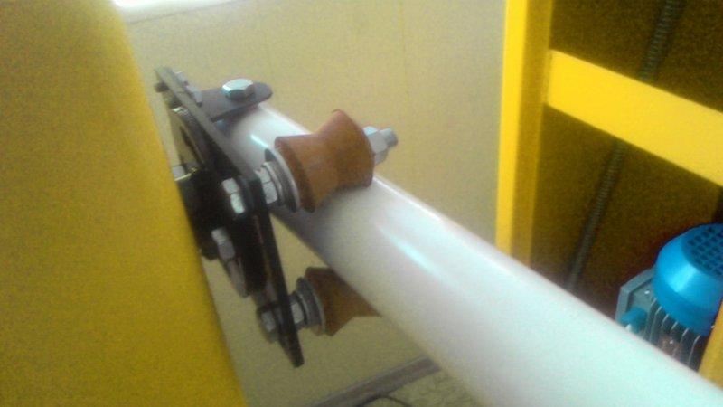 Система откидывания стрелы САТРО Система откидывания стрелы
