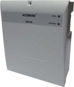 Блоки питания AccordTec ББП-60 исп. 1