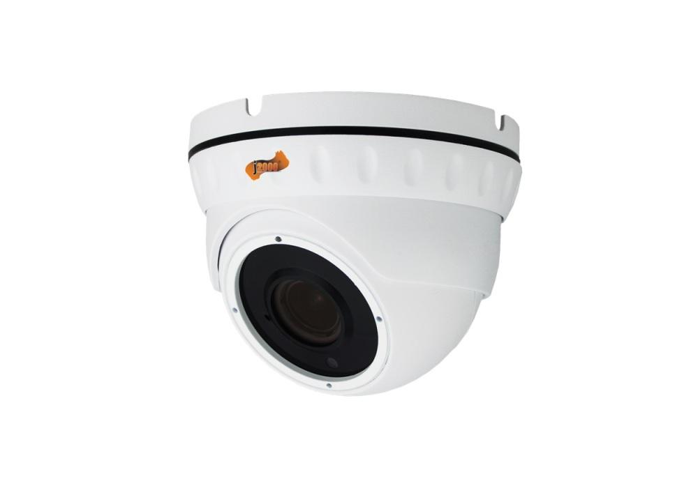 Уличная антивандальная купольная IP видеокамера J2000-HDIP4Dm30P (2,8-12)  v.1
