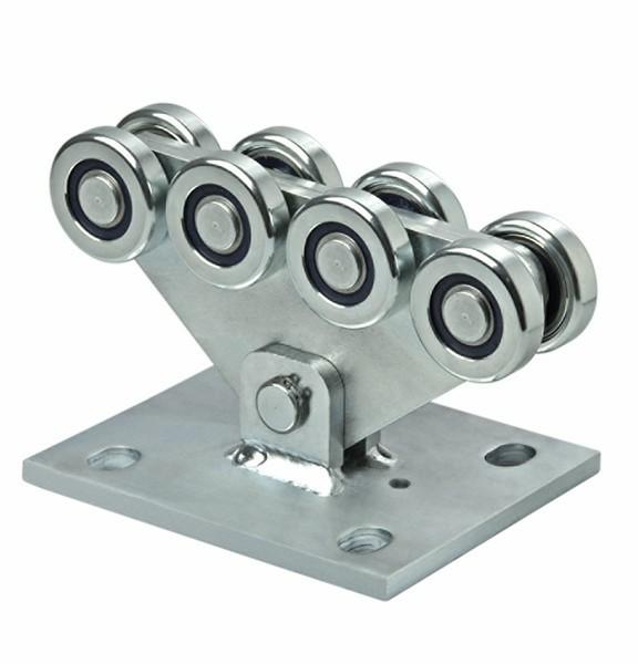 Консольные комплектующие для откатных ворот Comunello CAME CGS-250.8-P