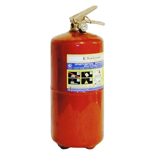 Огнетушитель порошковый ОП-4 (з)