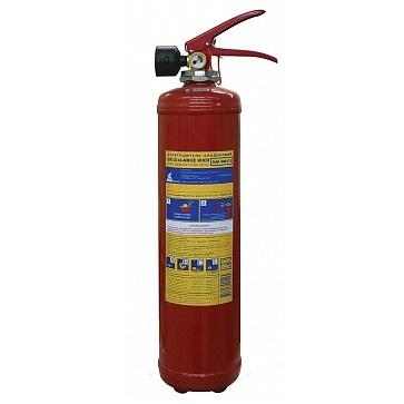 Огнетушитель хладоновый ОХ-2(з) ИНЕЙ (0,5А 34В С Е)