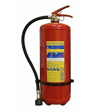Огнетушитель хладоновый ОХ-6(з) ИНЕЙ (1А 70В С Е)