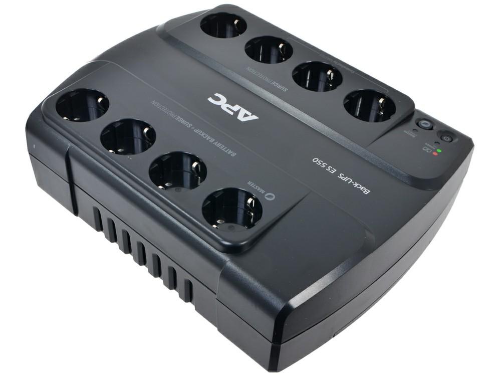 APC Back-UPS BE550G-RS