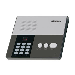Переговорное Устройство Commax Cm-810m Инструкция