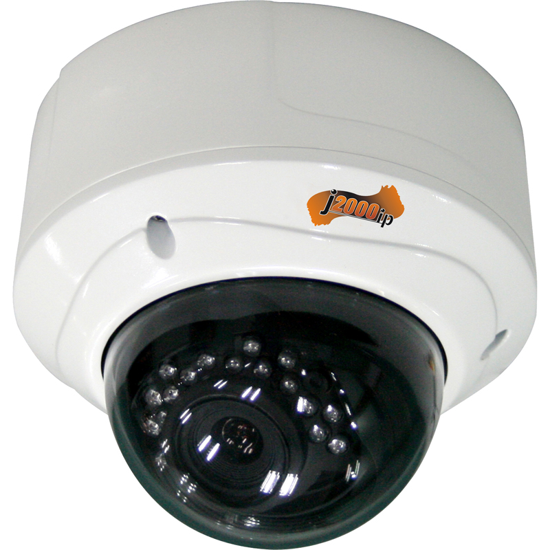 Внутренняя купольная IP камера J2000IP-DWV121-Ir1-PDN