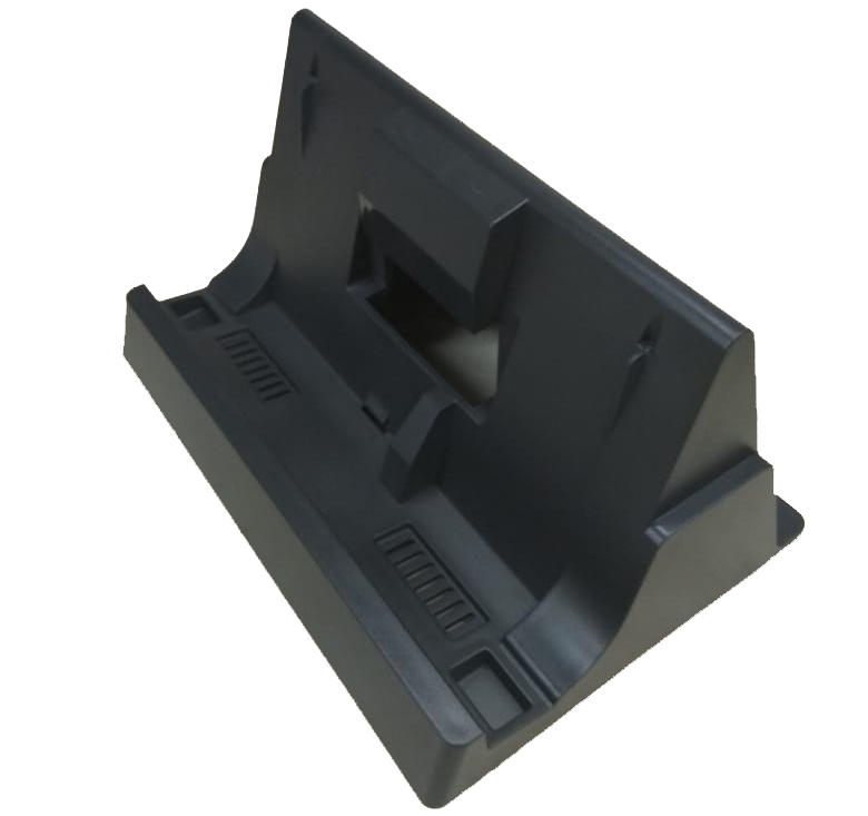 подставка настольная домофона черная