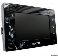 Видеодомофон для цифрового домофона KCV-A374LE (чёрный) Digital