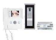 Готовые комплекты IP домофона AGATAKITVC01