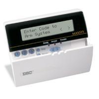 Модули и пульты серии Maxsys LCD 4501