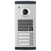 Многоабонентская панель цветного видеодомофона