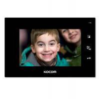 Видеодомофон для цифрового домофона KCV-A374 (чёрный) XL
