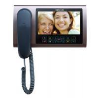 Цветной монитор видеодомофона с трубкой KW-S700C-M200 бронза