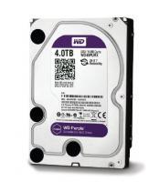 Жёсткий диск WD40PURX 4Tb ёмкостью 4 терабайта
