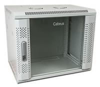 Шкафы и стойки для сетевого оборудования Cabeus SH-05F-9U60/45 Шкаф настенный 9U