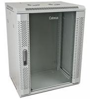 Шкафы и стойки для сетевого оборудования Cabeus SH-05F-15U60/60 Шкаф настенный 15U