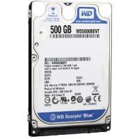 Жесткий диск WD Scorpio Blue WD5000LPVX 500GB 5400RPM 8MB SATA-III 300 Mobile