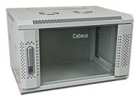 Шкафы и стойки для сетевого оборудования Cabeus SH-05F-6U60/45 Шкаф настенный 6U