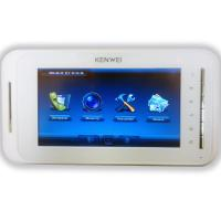 IP домофоны KENWEI KW-E707N белый (IP System)