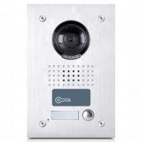 Вызывная панель цветного домофона KW-1370EMC-1B-600TVL