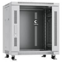 Шкафы и стойки для сетевого оборудования Cabeus SH-05C-12U60/60