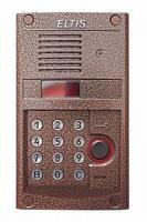Видеодомофон для координатного домофона Eltis DP305-RDC24 (медь)