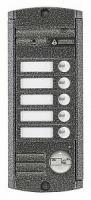 Вызывная панель цветного домофона AVP-455 (PAL) Proxy (медь)