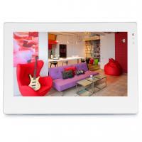 Видеодомофон для координатного домофона J2000-DF-ВИОЛЕТТА AHD 2.0 VIZIT Touch (белый)