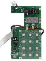 Дополнительное оборудование аудиодомофона VIZITЗИП БВД-SM101RCPL