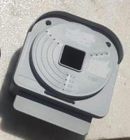 Коробка монтажная (распределительная) AKS-J20002G (серая)