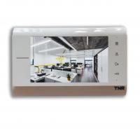 Цветной монитор видеодомофона без трубки (hands-free) TVP-170AM белый