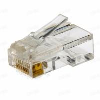 Разъемы и коннекторы Коннекторы 8P8C U/UTP Cat.5e (RJ-45) (100 pcs) (10-0209)