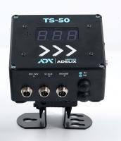 Бесконтактный термометр TS-50-5 с БП и кронштейном