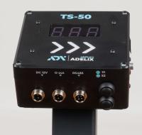Бесконтактный термометр TS-50-5 с БП и стойкой