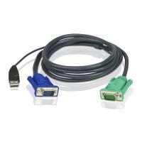 Удлинители USB, клавиатуры, мыши 2L-5201U