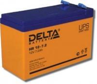 Свинцово-кислотный аккумулятор Акк.Delta HR 12-7,2