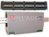 Блоки питания J2000 BW POE-480-24