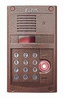 Видеодомофон для координатного домофона Eltis DP-400-TD22 (медь)