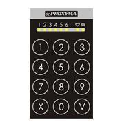 Платы ППКОП и клавиатуры Proxyma ТК-306-В (цвет черный)