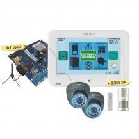 GSM сигнализация NAVIgard на 8-16 зон NV 2164