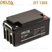 Аккумуляторы Акк.Delta DT 1265