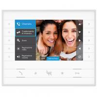 BPT BPT FUTURA IP WH (62100560) Видеодомофон